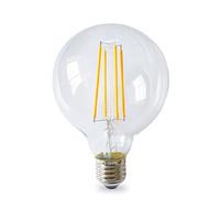 Bombilla filamento globo decorativa LED 4W E27/G80 oro GSC
