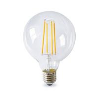 Bombilla filamento globo decorativa LED 4W E27/G95 oro GSC