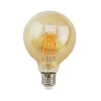 Bombilla filamento globo vintage decorativa LED 7W E27/G125 GSC