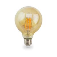 Bombilla filamento globo vintage decorativa LED 7W E27/G95 GSC