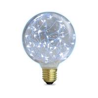Bombilla globo LED 2W E27/G125 fria starlight GSC