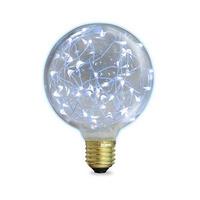Bombilla globo LED 2W E27/G95 fria starlight GSC
