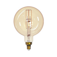 Bombilla globo XL vintage decorativa LED 8W E14/G200 regulable GSC