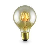 Bombilla globo decorativa LED 4W E27/G80 Decoloop GSC