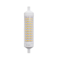 Bombilla lineal LED 10W R7S 118mm regulable 0-14V GSC