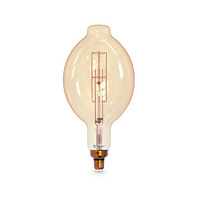 Bombilla ovalada XL vintage decorativa LED 8W E27/BT180 regulable GSC