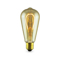 Bombilla pera decorativa LED 4W E27/ST64 Decoloop GSC