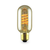 Bombilla tubular decorativa LED 4W E27/T45 Decoloop GSC