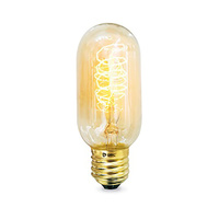 Bombilla tubular decorativa vintage LED 40W E27 regulable incandescencia GSC