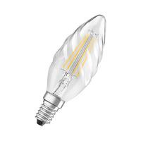 Bombilla vela LED 4W E14 clara Parathom Retrofit Classic BW Ledvance/Osram