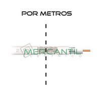 Cable Coaxial Acero/Cobre CXT1 PVC Clase A TELEVES - por Metros
