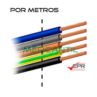 Cable Flexible Libre de Halogenos 10mm 450/750V H07Z1-K CPR - Por Metros