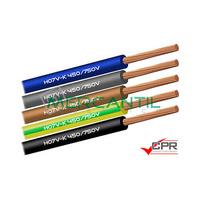 Cable Flexible de PVC 2.5mm 450/750V H07V-K CPR - 200 Metros