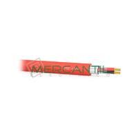 Cable PAR HF Z1OZ1-K/AS 500V 2x1.5mm para Detección de Incendios CERVI - 100 Metros