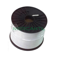 Cable S/FTP Categoria 6A LSOH OPTRONICS - Bobina 500 Metros