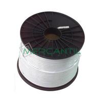 Cable S/FTP Categoria 6A LSOH OPTRONICS - Bobina 500 Metros