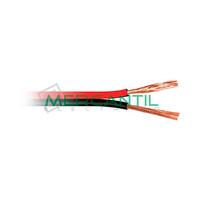 Cable de Audio Paralelo 2x0.5mm - 100 Metros