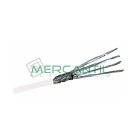 Cable de Red Categoria 6A S/FTP LSOH OPTRONICS - Bobina 500 metros