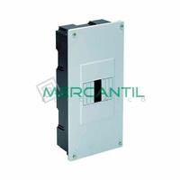 Caja ICP de Empotrar 1 Fila 4 Elementos 270x125x68 Clasica SOLERA