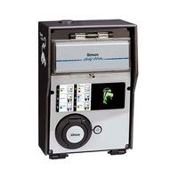 Caja autonoma con 1 toma 32A 7.2kW monofasico medidor de energia tarificacion RFID modo 3 tipo 2 IP54 Simon