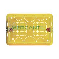 Caja de Empotrar para Albañileria 3 Modulos 535x74x108 Axolute BTICINO - Formato Rectangular
