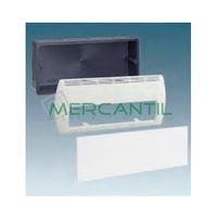 Caja de Empotrar para Centrales de Sonido 250x115x50 SIMON 75