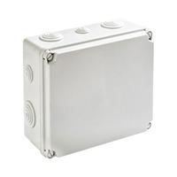 Caja de Superficie Estanca con Conos 241x180x95 NEWLEC