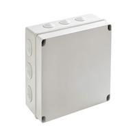 Caja de Superficie Estanca con Conos 328x239x129 NEWLEC