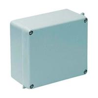 Caja de Superficie Estanca sin Conos 160x135x70 SOLERA - Tapa con tornillos