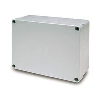 Caja de Superficie Estanca sin Conos 220x170x75 INMAEL