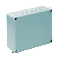 Caja de Superficie Estanca sin Conos 220x170x80 SOLERA - Tapa con tornillos