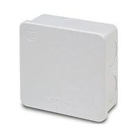 Caja de Superficie Estanca sin Conos 84x84x50 NEWLEC
