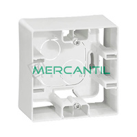 Caja de Superficie Niloe LEGRAND - 1 Elemento
