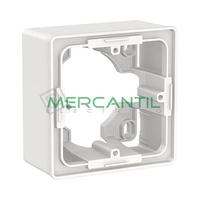 Caja de Superficie para Mecanismos 1 Elemento Valena Next LEGRAND - Color Blanco