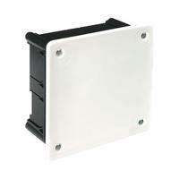 Caja de conexiones empotrar 100x100x50 IP33 Newlec
