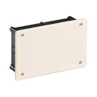Caja de conexiones empotrar 160x100x50 IP33 Newlec