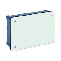 Caja de conexiones empotrar 160x100x50 IP40 Solera