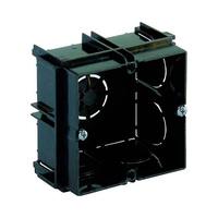 Caja de conexiones empotrar 65x65x40 IP33 Solera