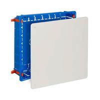 Caja de empotrar para tabiques huecos 250x250x50 IP40 Solera