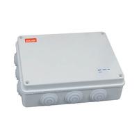 Caja de superficie estanca con conos 190x145x80 IP65 Retelec