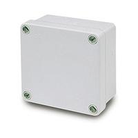 Caja de superficie estanca sin conos 102x102x55 IP55 Inmael