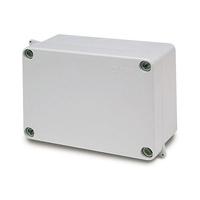 Caja de superficie estanca sin conos 153x110x65 IP55 Inmael