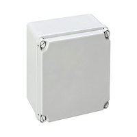 Caja de superficie estanca sin conos 175x151x95 IP66 Newlec