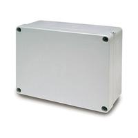 Caja de superficie estanca sin conos 220x170x75 IP55 Inmael