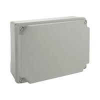 Caja de superficie estanca sin conos 310x240x125 IP65 Solera