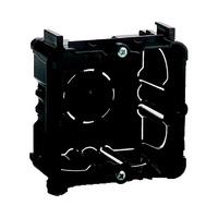 Caja universal para mecanismos empotrar 71x71x43 IP33 Newlec