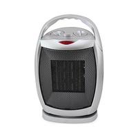 Calefactor vertical giratorio ceramico con 3 posiciones termostato regulable GSC