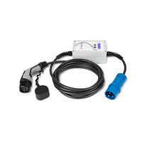 Cargador electrico EV portable tipo 1 SAE-J1772 16A 230V punto de recarga modo 3 compatible con IEC-61851-1 Wallbox