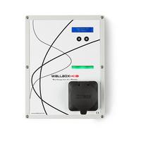 Cargador electrico Wallbox+ tipo 2 IEC-62196 20A 230V socket punto de recarga modo 3 compatible con IEC-61851-2 Wallbox