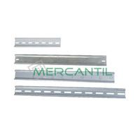 Carril DIN de Aluminio RETELEC